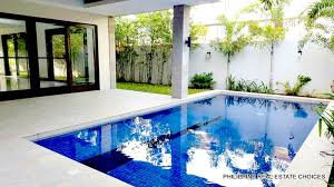 2 house with pool philippine estate choices by cme realty ayala alabang sale