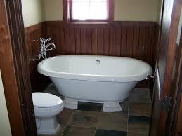 bathroom brown wooden wainscoting bathroom for fancy bathroom