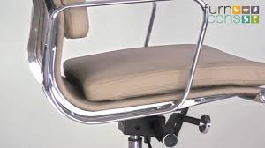 eames office chair ea 219 khaki replica youtube