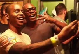 watch this dave chappelle u0026 dylan dili meet for the first time