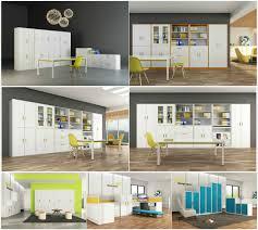 Full Height Office Swing 2 Door Steel Cupboard Used Steel Storage