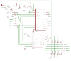 diy stepper controller schematic pyroelectro news projects