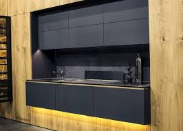 Led Strip Lights Kitchen by Corners Kitchen Design With Led Strip Light Design Behind Wall
