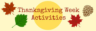 thanksgiving week activities for sacramento families