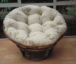 Papasan Chair Cushion Outdoor Furniture Delightful Outdoor Living Room Decoration With Light
