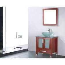 Single Bathroom Vanity Set Adornus Adrian 30