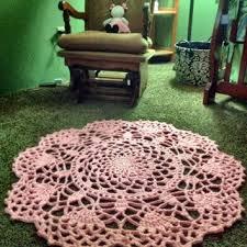 shop handmade round rugs on wanelo