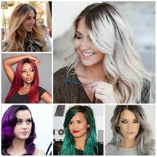 stylish hair color 2015 hair color ideas with dark roots for 2016 2017 haircuts