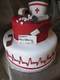 nursing cake by laugh love cakes nursing pinterest cake