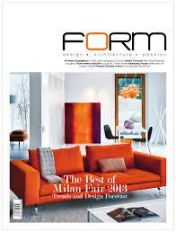 Home Design Magazines Singapore by Form Magazine Se Asia U0027s Leading Design And Architecture Magazine