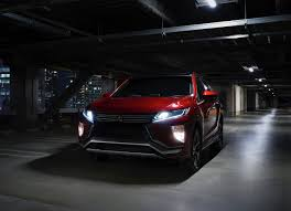 mitsubishi eclipse modified 2018 mitsubishi eclipse cross front angle photos 2018 auto review