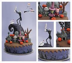 the nightmare before birthday cake