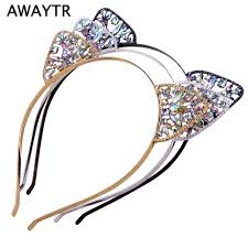 halloween cat ears headband compare prices on metal cat ears online shopping buy low price