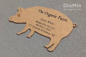 Farm Business Card Fancy Style Business Card Diomioprint