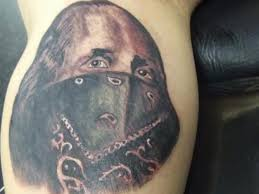 26 gangsta tattoos for tough guys