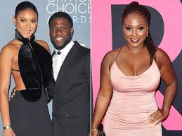 kevin hart kevin hart u0027s ex wife torrei says he was cheating on her with eniko
