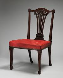 chinese chippendale chairs thomas chippendale set of fourteen side chairs british the met