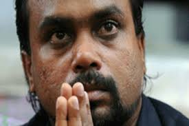 Weerawansa Remanded Fasting Wimal Weerawansa Transferred To The Prison Hospital