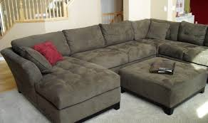 sofa u shaped sectional awesome u shape sofa awesome surprising
