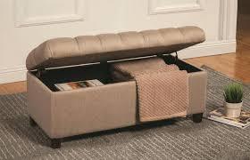 tufted storage ottoman bench u2013 amarillobrewing co