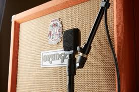 how to mic guitar amps and cabs in the studio the hub