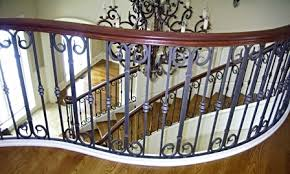 Decorative Wrought Iron Railings Gallery Of Wrought Iron Interior Railings U2014 Wrought Iron Railings