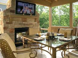 outdoor kitchen ideas for small spaces patio ideas outdoor patio with fireplace and tub cheap patio