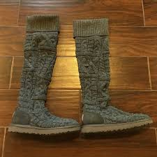 s gissella ugg boots 68 ugg shoes ugg sweater boots from s closet on poshmark