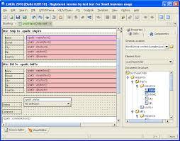 pdf forms designer xml form editor