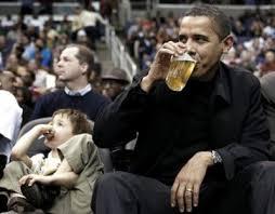 Obama Beer Meme - theonesday皰 meme the ides of june