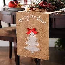 burlap christmas table runner my kirklands christmas wish lis on diy burlap love letters pasta and