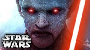 the sith force vampire who once was a jedi star wars revealed
