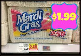 mardi gras napkins mardi gras napkins only 1 99 at kroger reg 2 99 kroger krazy