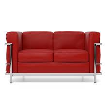 modèle de canapé canapé le corbusier lc2 grand confort petit modèle