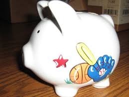 sports themed piggy banks piggy bank sports themed for baby nursery boys sports themed new