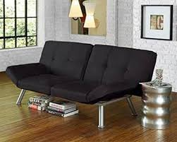 Contempo Leather Sofa by Mainstays Contempo Futon Review
