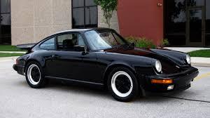 84 porsche 911 for sale 1984 porsche 911 coupe black black 32 410 sold