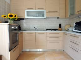 kitchen cabinet beautiful white brown wood modern design