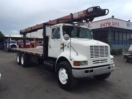 volvo truck parts miami international 8100 in miami fl for sale used trucks on