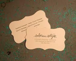 Sports Massage Business Cards Sabrina Business Cards Alread Designs Graphic Design U0026 Wedding