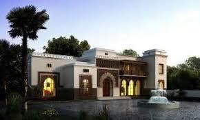 Arabian Model House Elevation Kerala Arab Style House 2 Arab Style House 3 Arab Style House 4 Arab