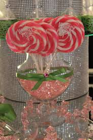 Pink Wedding Candy Buffet by By Tasty Tables Pink And Green Candy Buffet San Diego Candy