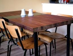 How To Make A Table Out Of Pallets Pallet Dining Room Table Reclaimed Wood Dining Table Upcycled Pub