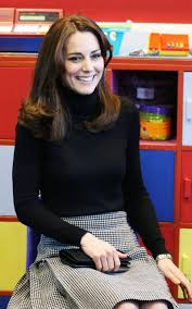 the duchess of cambridge wears two new british labels le kilt and