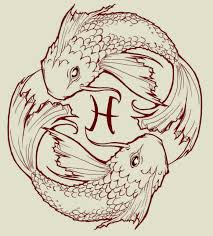 free pisces koi fish tattoo design real photo pictures images