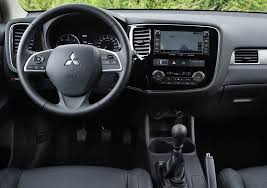 asx mitsubishi interior 2013 mitsubishi outlander interior u2013 picture 1 driving in line