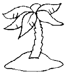 coloring pictures of a palm tree amusing palm tree coloring page 77 with additional gallery colouring