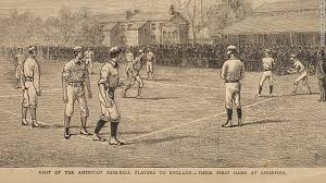 did baseball begin in 18th century cnn