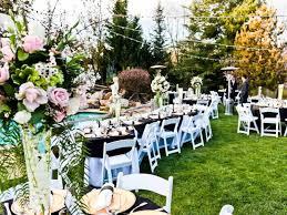 Wedding Backyard Reception Ideas by Home Decor Beautiful Backyard Wedding Reception Beautiful