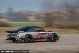 nissan zenki when a v8 swap just isn u0027t enough speedhunters